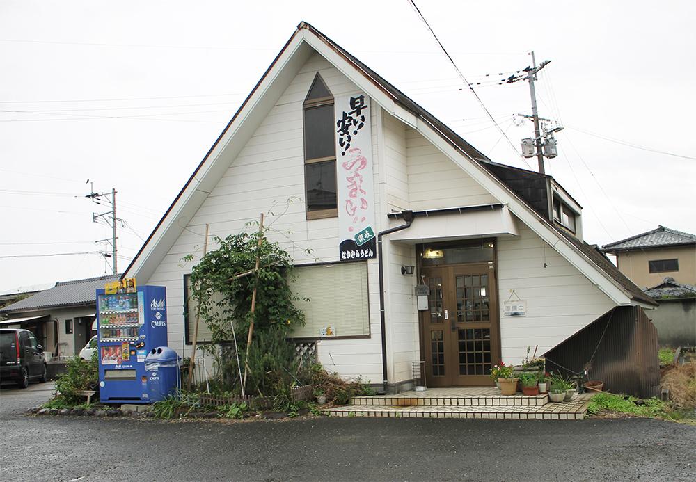 〈売店舗〉海士江町 鉄骨造1階建